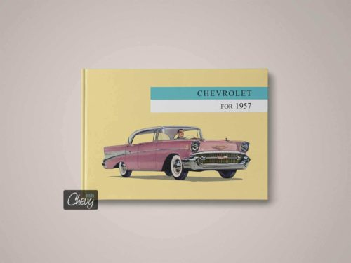 1957 Chevrolet Showroom Album 01