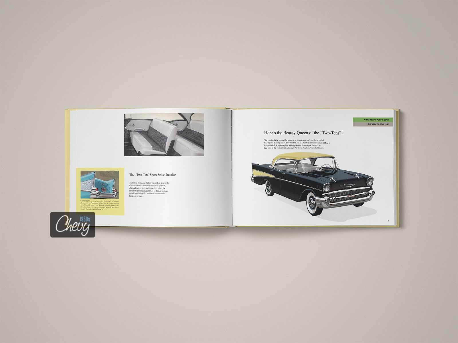 1957 Chevrolet Showroom Album 02