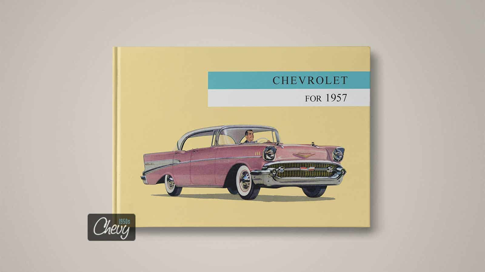 1957 Chevrolet Showroom Album