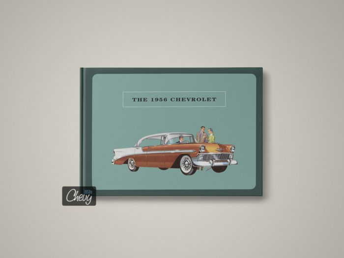 1956 Chevrolet Showroom Album 01
