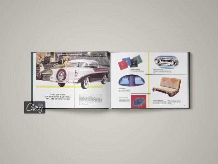 1956 Chevrolet Showroom Album 12