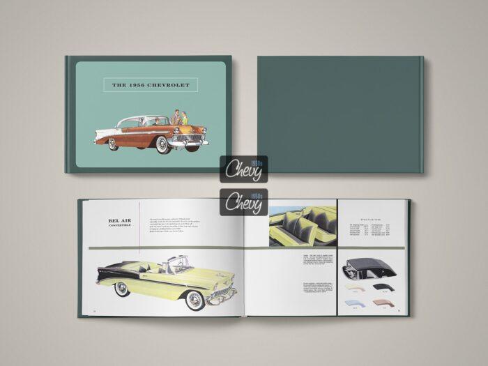 1956 Chevrolet Showroom Album 17