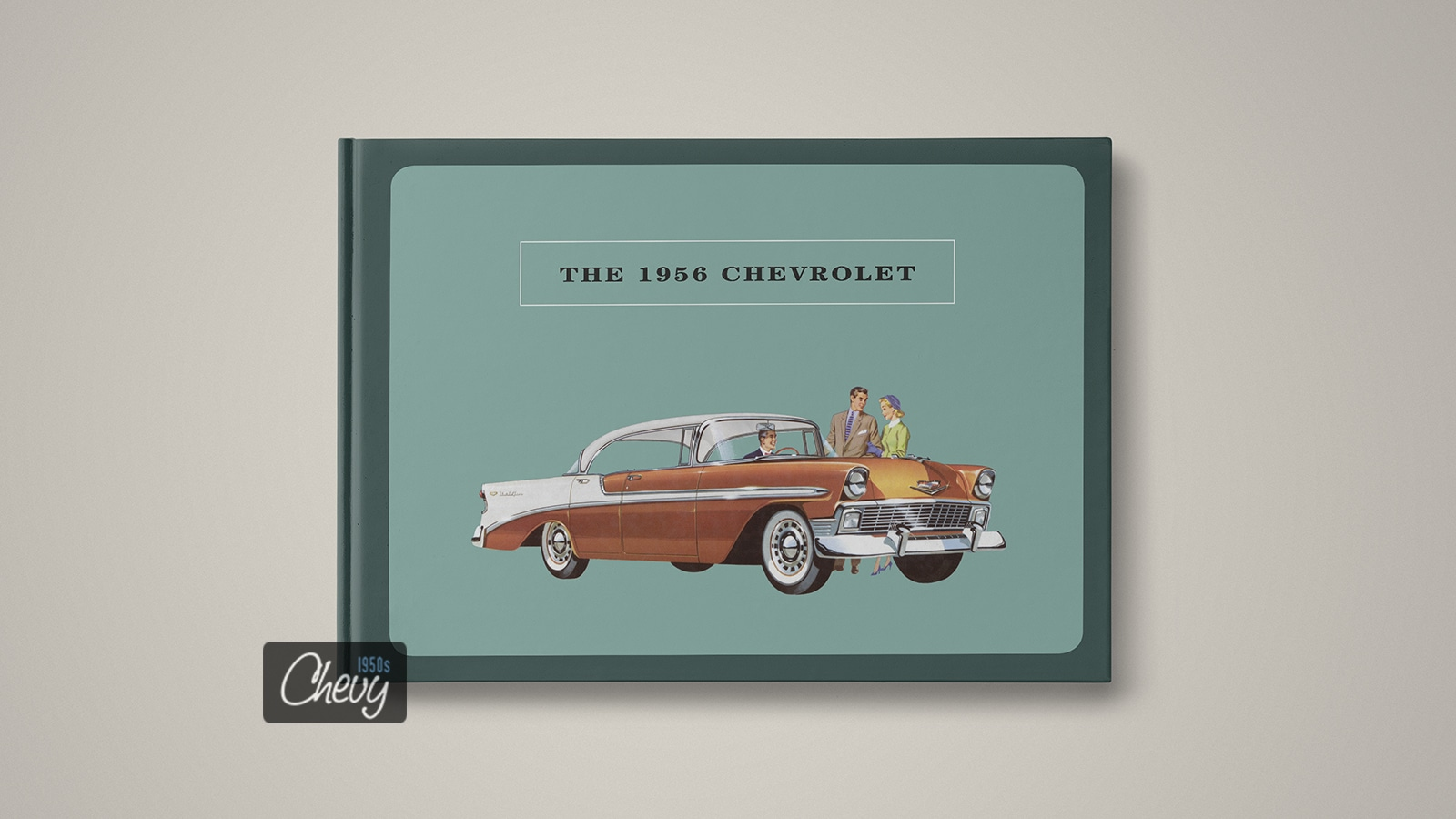 1956 Chevrolet Showroom Album