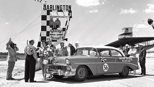 1956 Chevy Nascar