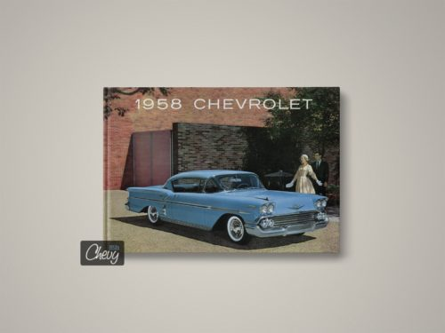 1958 Chevrolet Showroom Album 01