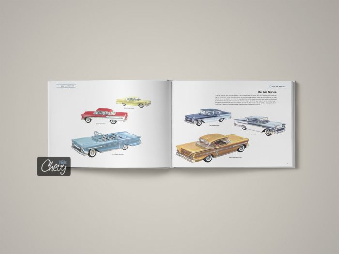 1958 Chevrolet Showroom Album 02