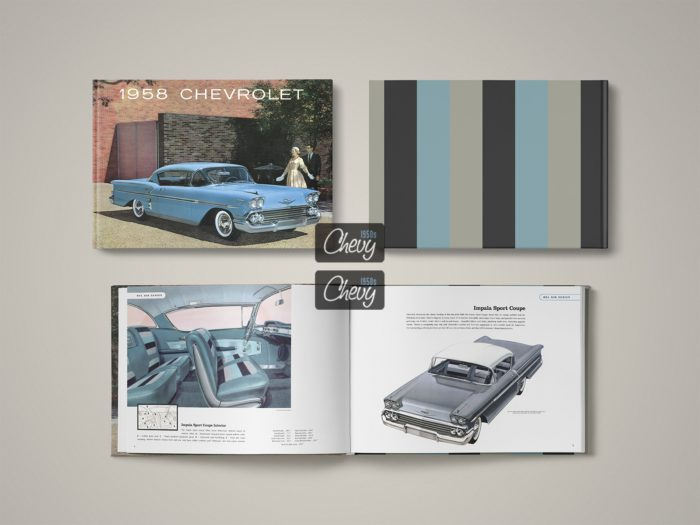 1958 Chevrolet Showroom Album 17