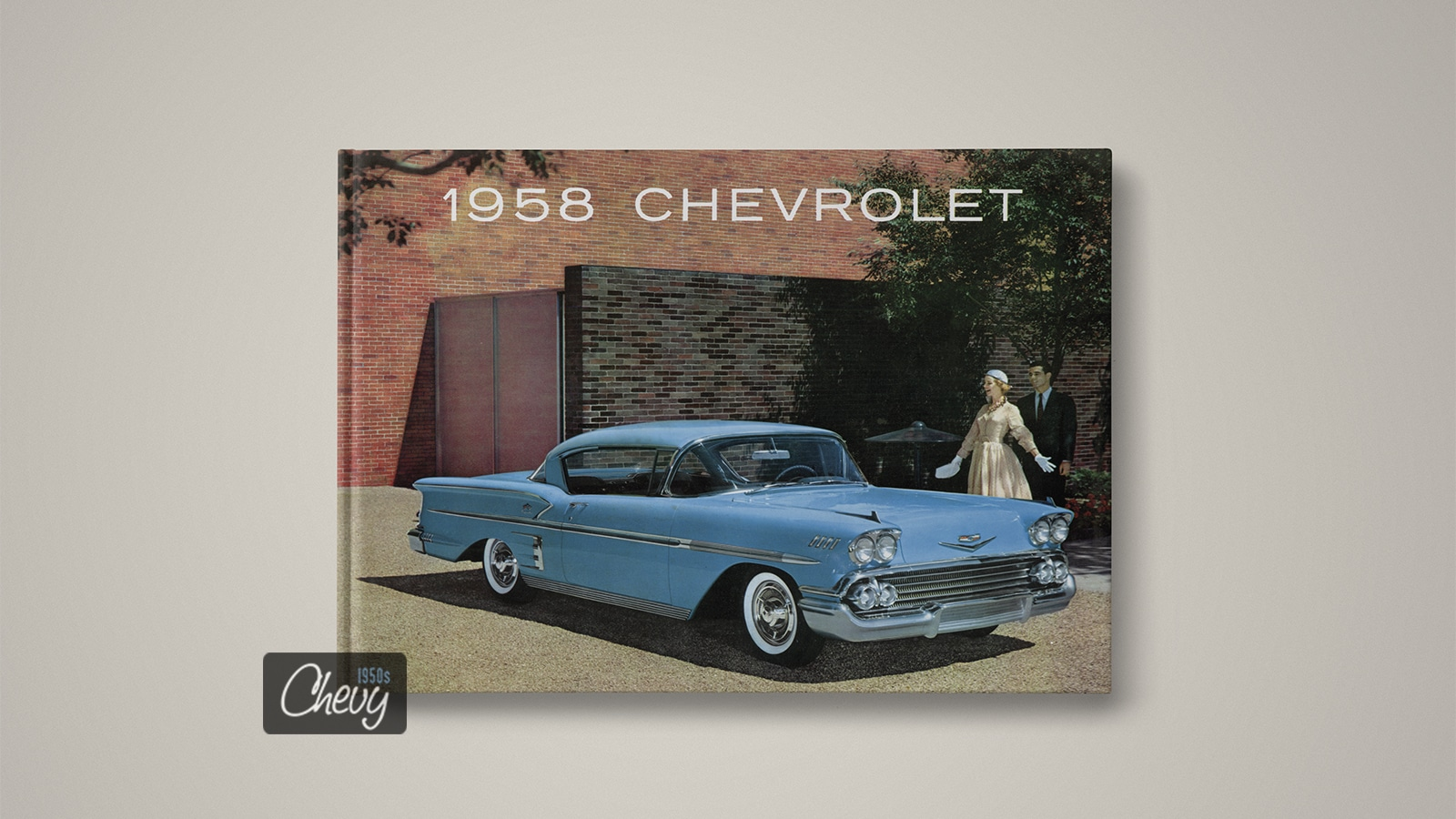 1958 Chevrolet Showroom Album