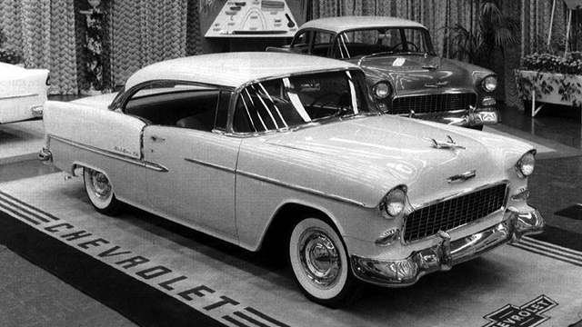 1955 Chevy Showroom