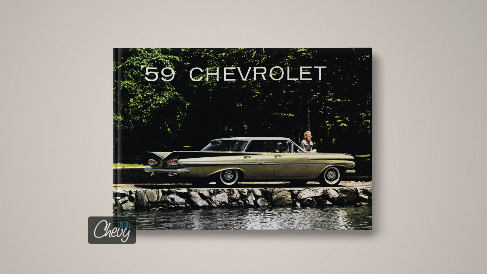1959 Chevrolet Showroom Album